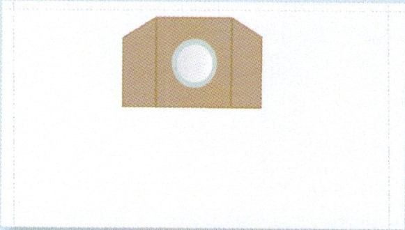 Vrecká Kärcher 2201  (AB 215)