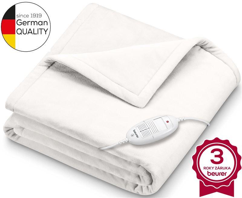 Elektrická deka BEURER HD 75 White