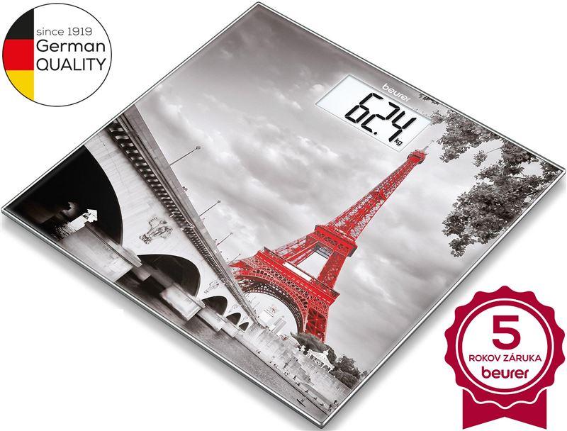 Digitálna osobná váha BEURER GS 203 Paris