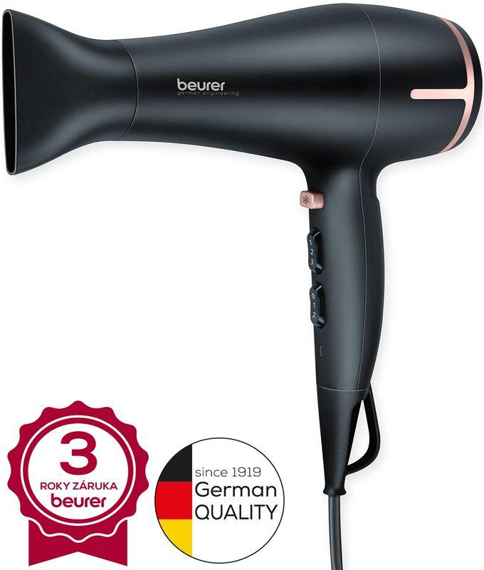 Inteligentný sušič vlasov BEURER HC 60 s dotykovým senzorom