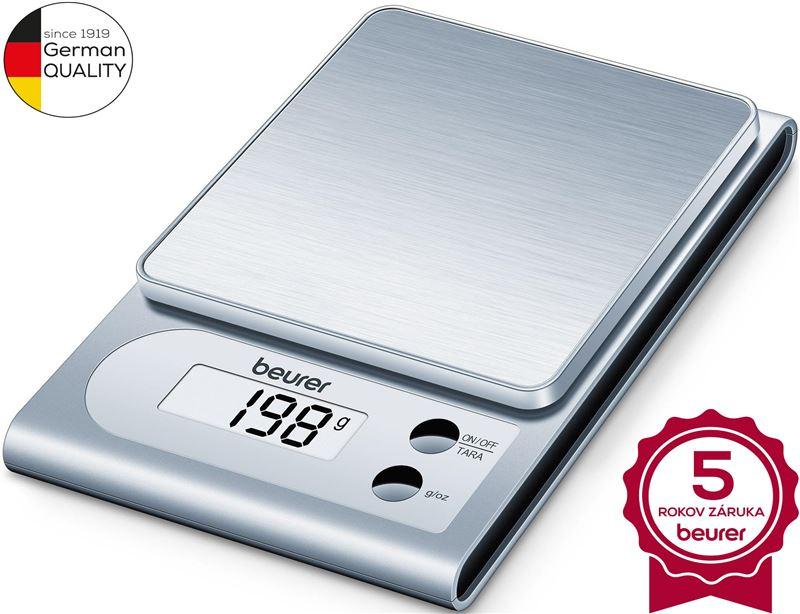 Váha kuchynská digitálna BEURER KS 22