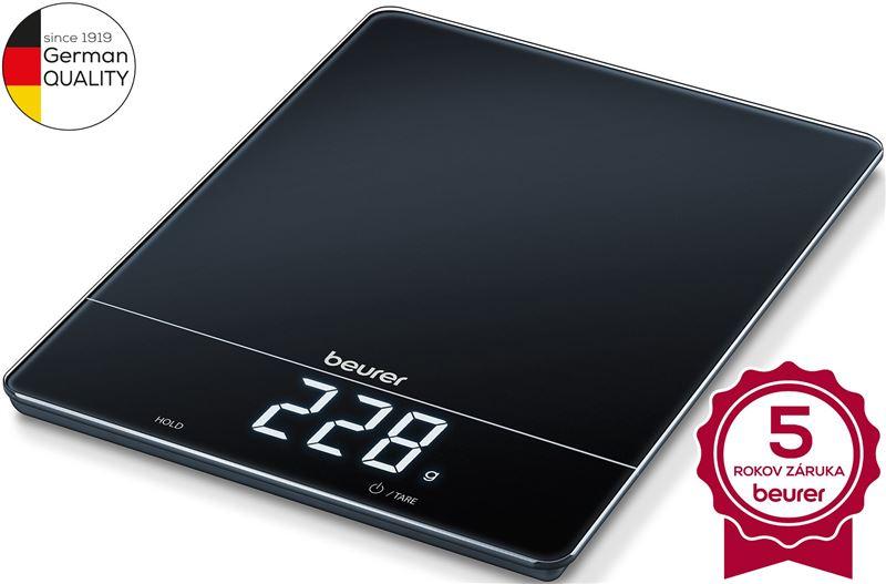 Váha kuchynská digitálna BEURER KS 34 XL