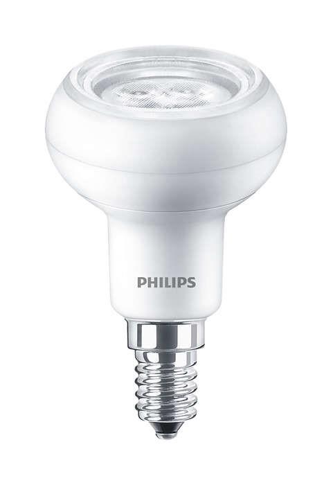 Philips CorePro LEDspot R50 5-60W E14 827 36D DIM