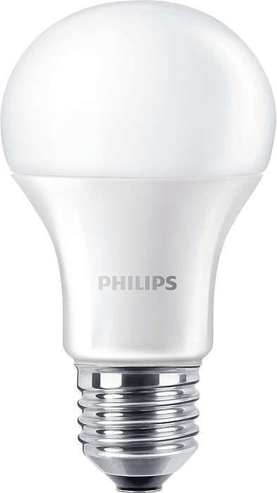 Philips LED CorePro LEDbulb 10-75W 840 E27