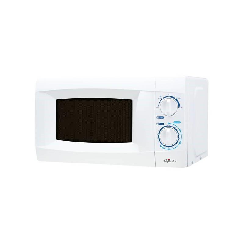Fotografie Mikrovlnná rúra Gallet FMOM 420 W biela
