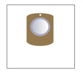 Vrecká AB160 Compact power RO39xx, Silence Force 4A