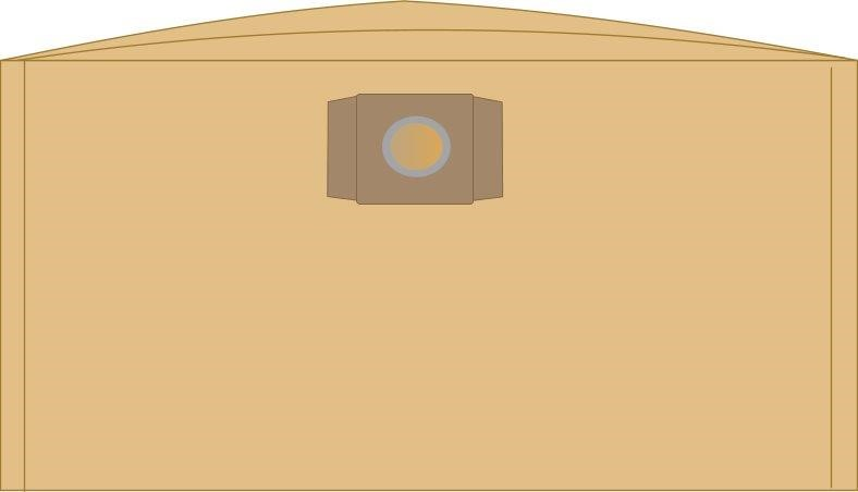 Vrecká AquaVac NTS30 (PA 196) 5ks/bal