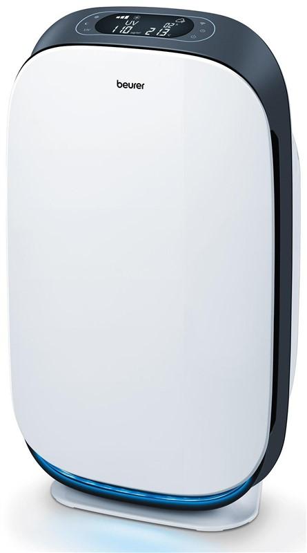 Čistička vzduchu BEURER LR 500 so 4 stupňovou filtráciou, UV sterilizáciou a Wifi