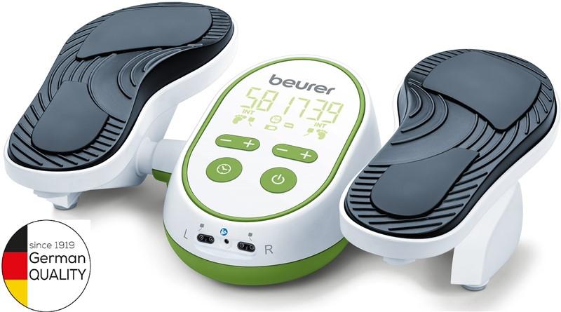 Nožný EMS stimulátor krvného obehu Beurer FM 250
