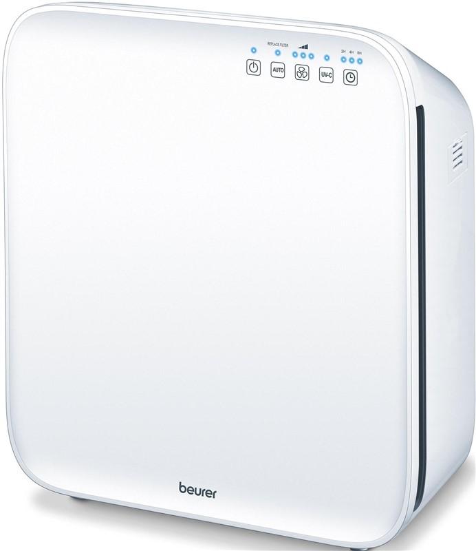 Čistička vzduchu BEURER LR 310 so 4 stupňovou filtráciou a UV sterilizáciou