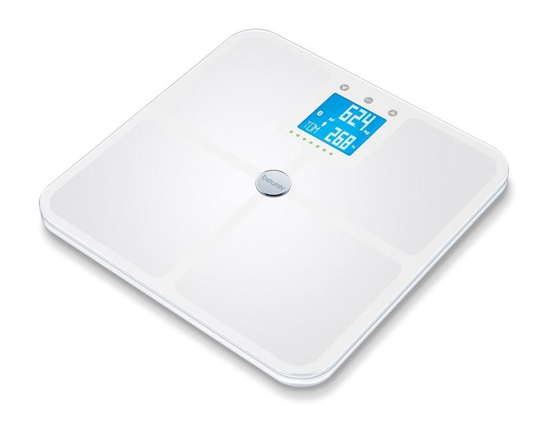 Váha osobná diagnostická BEURER BF 950 White