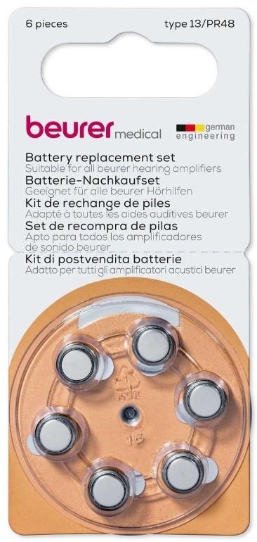 BEURER HA20, HA50 batérie