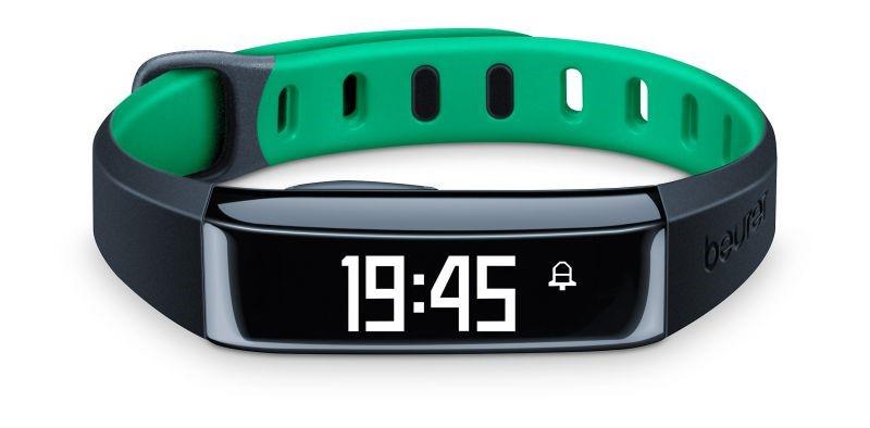 Fotografie Krokomer - multifunkčné hodinky BEURER AS 80 C green