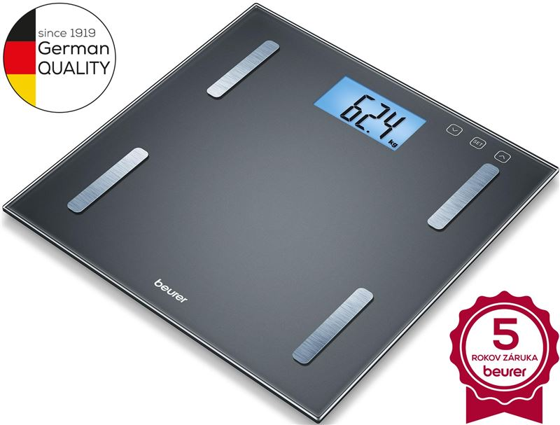 Váha osob./diagnost.  BEURER BF 180