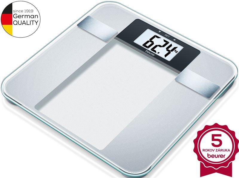 Váha osobná diagnostická BEURER BG 13