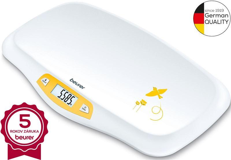 Váha detská digitálna BEURER BY 80