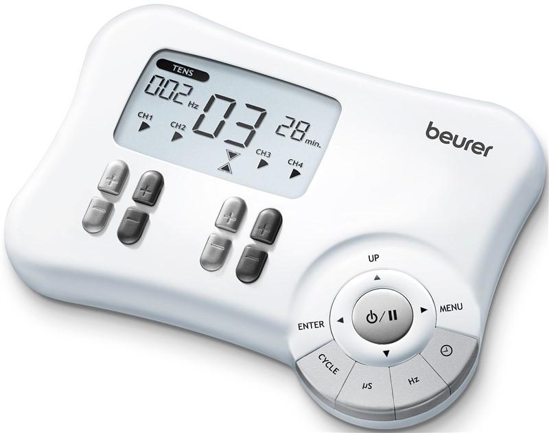 Elektrostimulátor BEURER EM 80 TENS/EMS