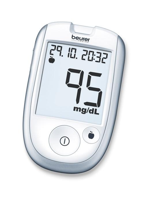 Fotografie Glukomer BEURER GL 42 mmol/L