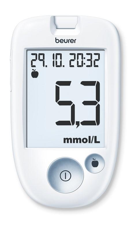 Glukomer BEURER GL 43 mmol/L