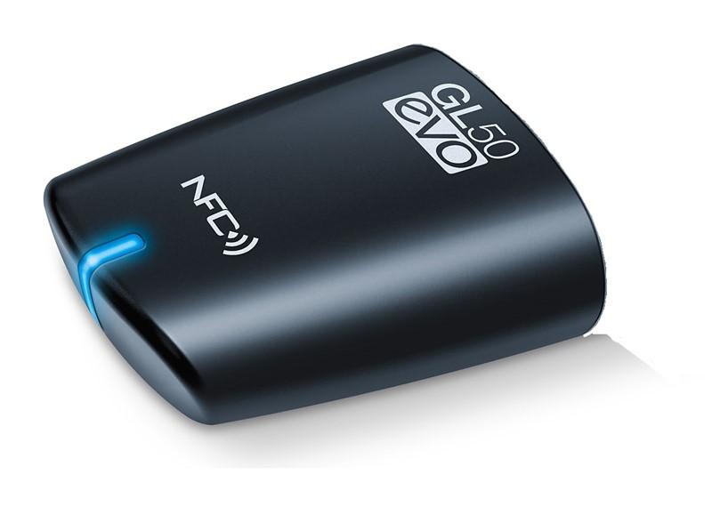 NFC adaptér pre glukomer BEURER GL 50 evo