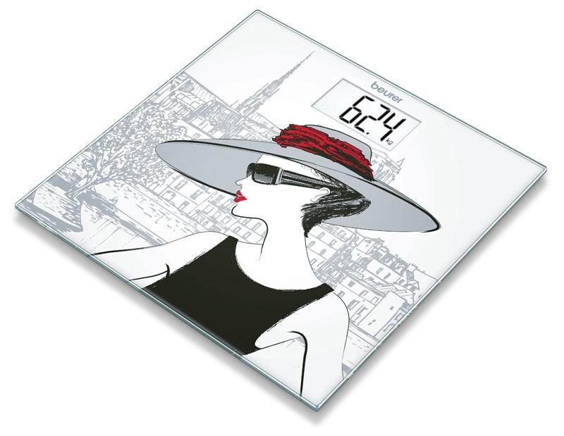 Digitálna osobná váha BEURER GS 209 Beauty