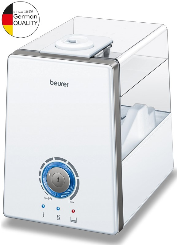 Zvlhčovač vzduchu BEURER LB 88 biely