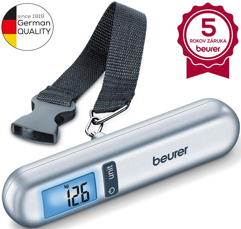 Váha na batožinu BEURER LS 06