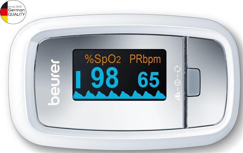 Pulzný oximeter BEURER PO 30