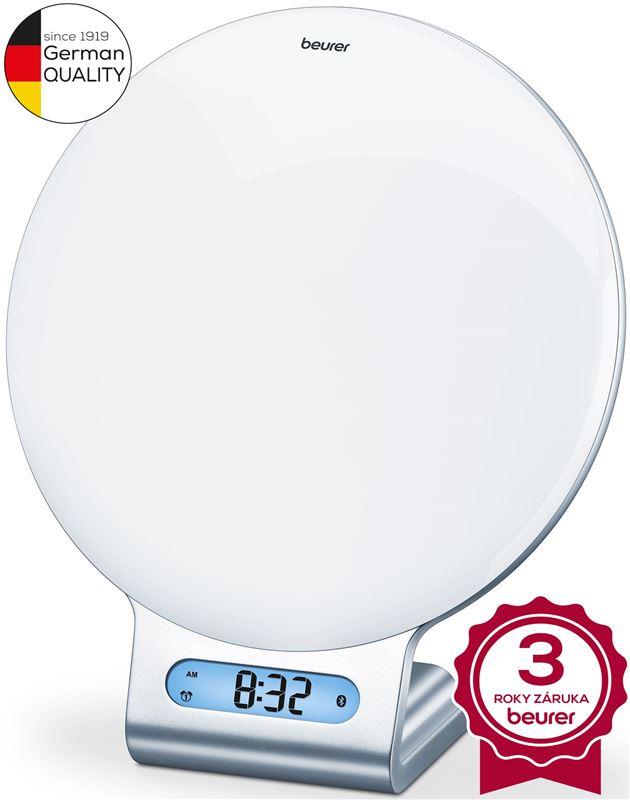 Zobúdzacie svetlo a rádiobudík BEURER WL 75