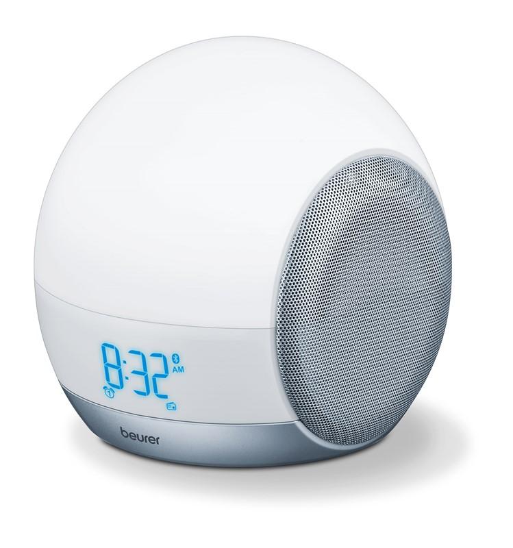 Zobúdzacie svetlo a rádiobudík BEURER WL 90 4v1