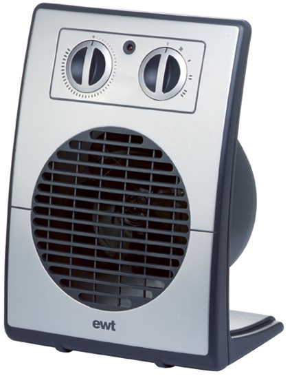 Fotografie Teplovzdušný ventilátor EWT Clima Futur 100TLS