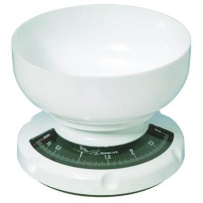 Mechanická kuchynská váha MOMERT 6130 biela