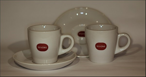 Šálky espresso NIVONA NICT 100 (Box/2ks)