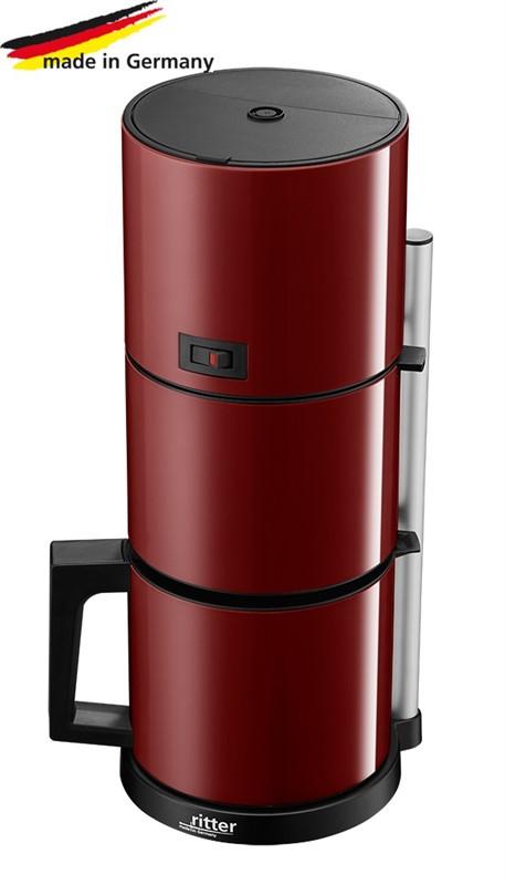 Kávovar Ritter Cafena 5 červený