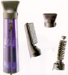 Kulmofén SCHOTT HFG 2 set fialový