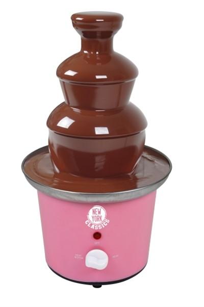 Čokoládová fontána TKG CHM 1000NYC
