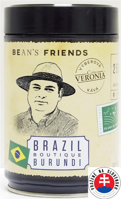 Káva Veronia Brazil Boutique Burundi