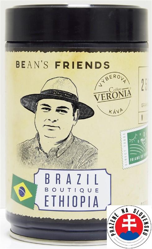 Káva Veronia Brazil Boutique Ethiopia