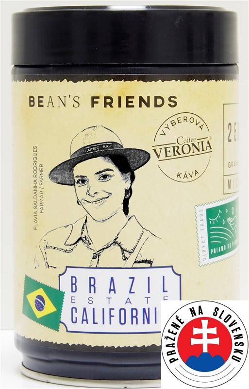 Káva Veronia Brazil California