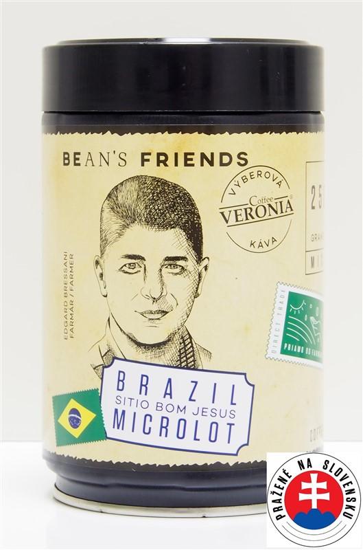 Káva Veronia Brazil Sitio Bom Jesus