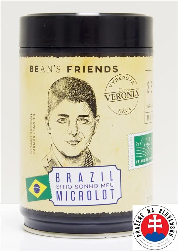 Káva Veronia Brazil Sitio Sonho Meu