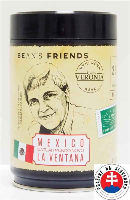Káva Veronia Mexico La Ventána