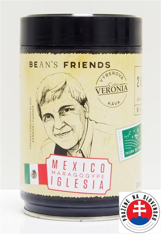 Káva Veronia Mexico Maragogype