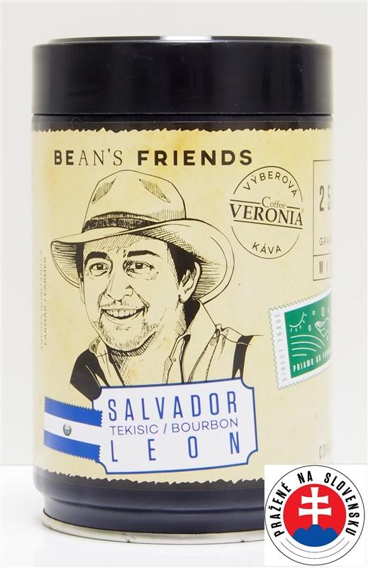 Káva Veronia Salvador Bourbon Leon