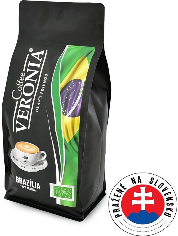 Zrnková káva Veronia BRAZÍLIA - CV 1kg