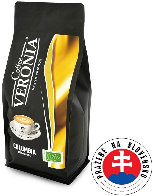 Zrnková káva Veronia COLUMBIA - CV 1kg