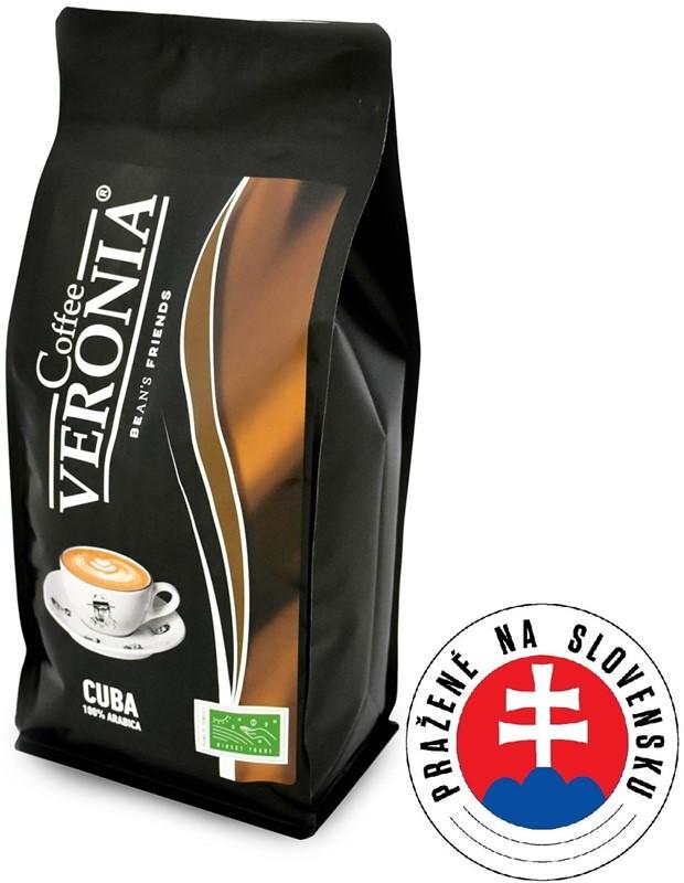 Zrnková káva Veronia CUBA - CV 1kg