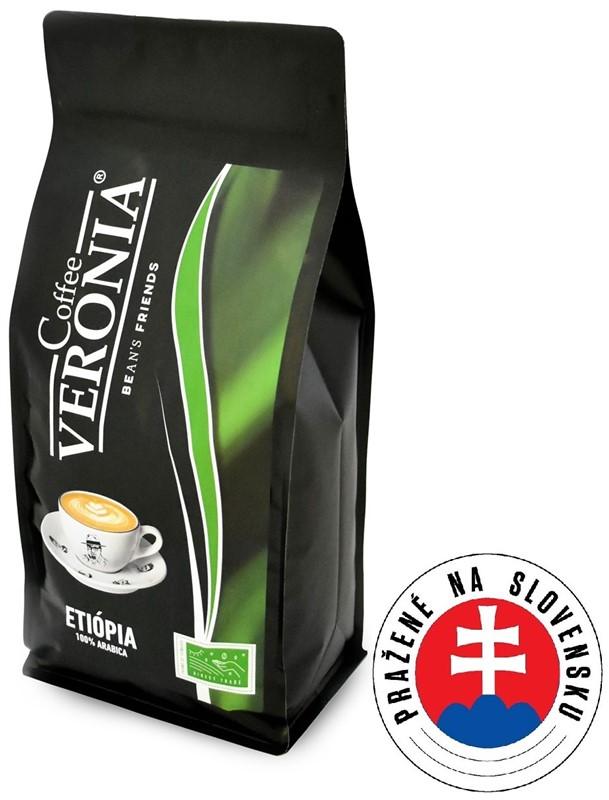 Zrnková káva Veronia ETIOPIA - CV 1kg