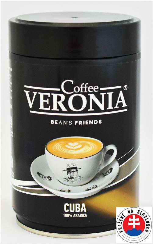 Káva CUBA -  Coffee VERONIA