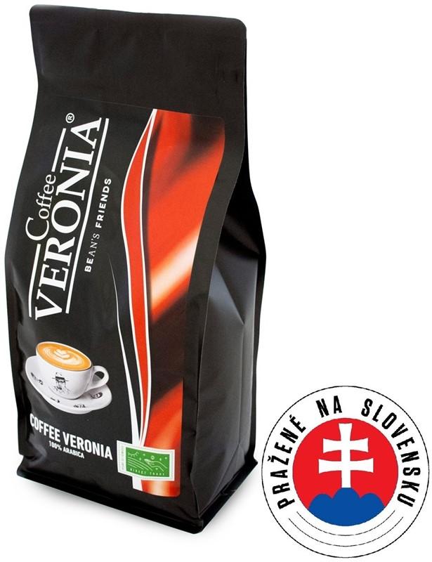 Zrnková káva VERONIA 1kg